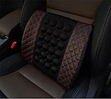 Автомобильная электрическая массажная подушка, фото 3