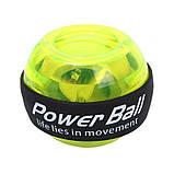 Гироскопический тренажер для кистей рук Power Ball, фото 3