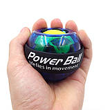 Гироскопический тренажер для кистей рук Power Ball, фото 4