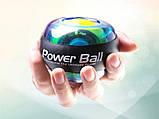 Гироскопический тренажер для кистей рук Power Ball, фото 5