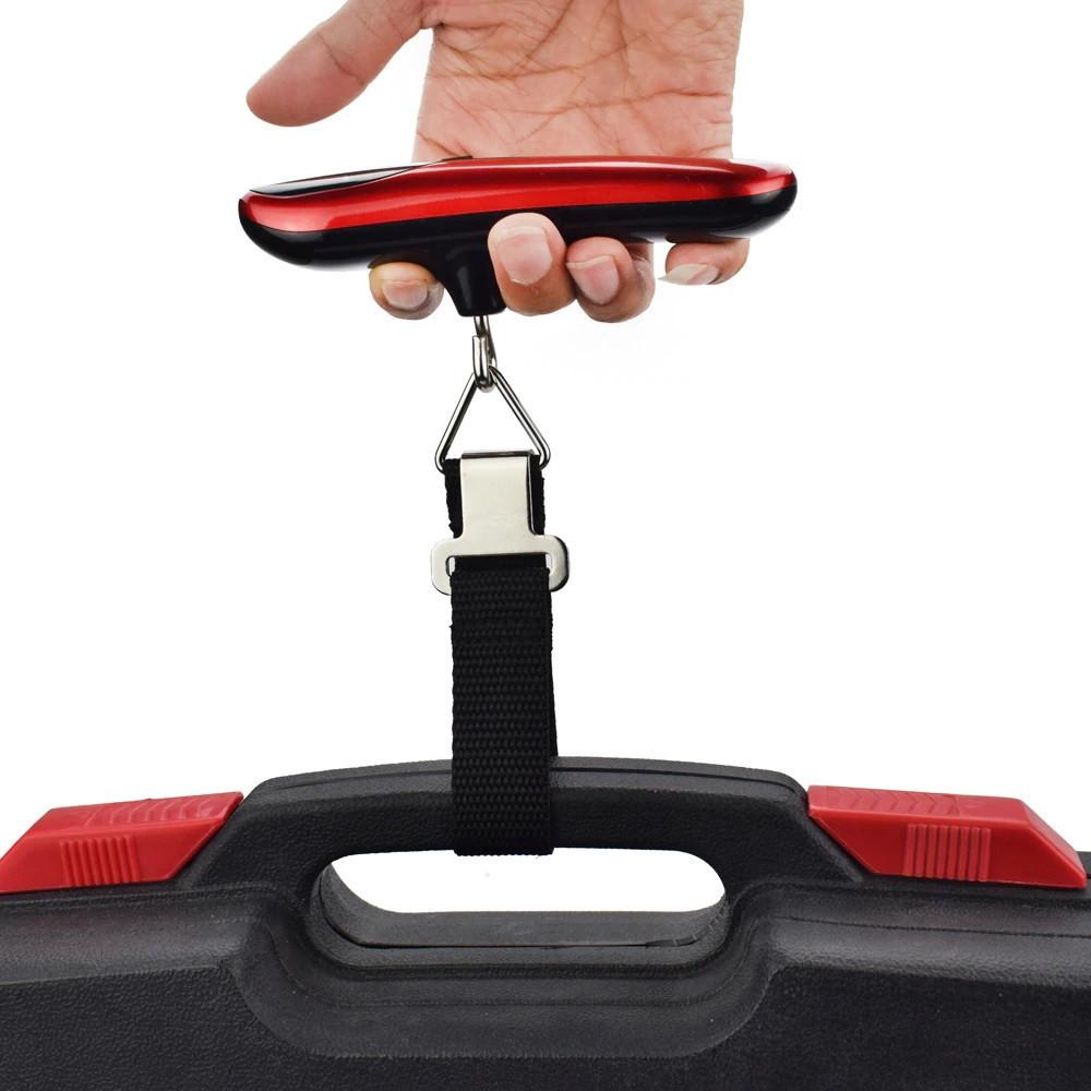 Кантер электронный для багажа