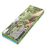 Садовый ленточный инструмент для подвязывания растений и деревьев Tapetool  tapener, фото 4