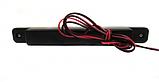 Денні ходові вогні денного світла DRL комплект (2 шт) 8 LED, фото 3