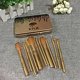 Набор из 12 кистей кисточек для макияжа, фото 2