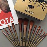 Набор из 12 кистей кисточек для макияжа, фото 4