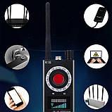 Багатофункціональний Анти-шпигунський детектор для виявлення шпигунських пристроїв, фото 7