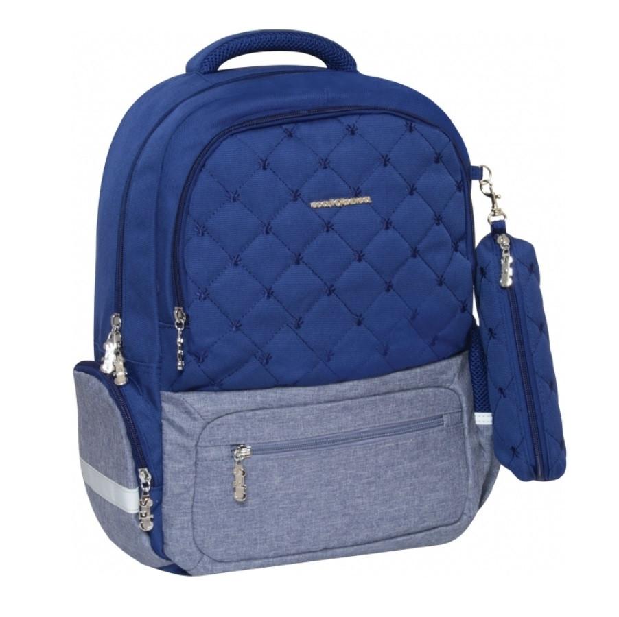 Рюкзак шкільний + пенал CFS 86562-01