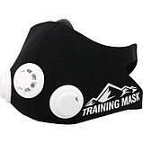 Маска респиратор для бега elevation training mask, фото 5