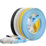 Высококачественный сетевой кабель CAT6 6 категории, 5 м, фото 5