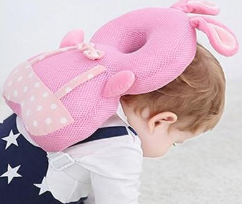Захисна подушка рюкзак для голови дитини