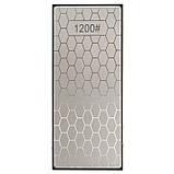 Алмазний двосторонній точильний камінь 400/1200grit, фото 4