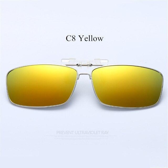 Антибликовые очки, солнцезащитны очки для водителей, очки антифары поляризационные очки для вождения