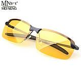 Антибликовые очки, очки для ночного вождения, автомобильные очки, фото 4