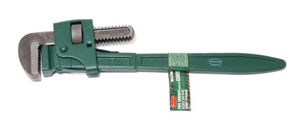"""Ключ трубный 10""""-250мм ROCKFORCE RF-68410B"""