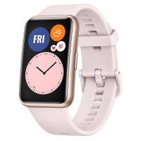 Смарт часы HUAWEI Watch Fit (sakura pink)
