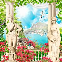 Статуи и Вазоны 8