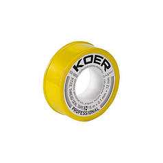 ФУМ лента для газа KOER ST-02 15M*0.1mm*12mm (KR0120)