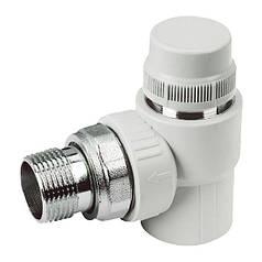 Кран термостатический угловой PPR 25x3/4 KOER K0150.PRO (KP0190)