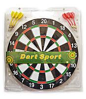 Дартс (d-43,5 см,51,5х47,5 см)