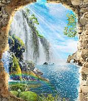 Водопад 13