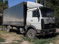 Перевозки по Черновицкой области- 5-ти тонными автомобилями, фото 1