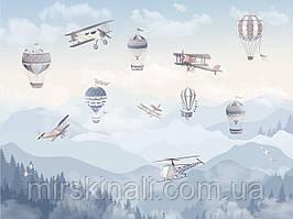 Гори літаки і повітряні кулі 2