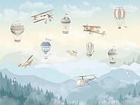 Гори літаки і повітряні кулі 3