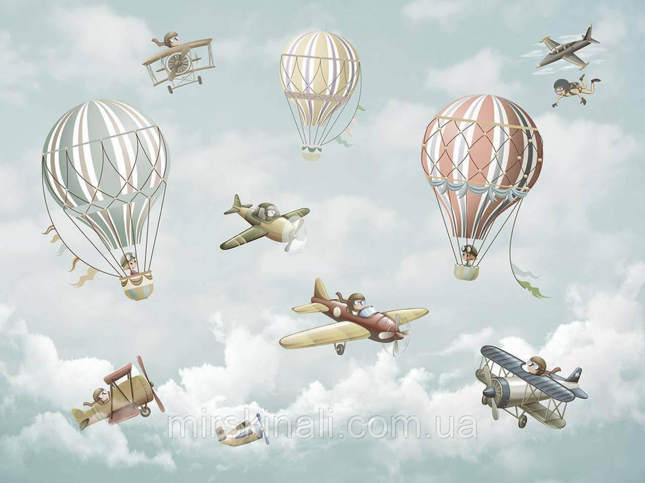Діти на кулях і літаках 2