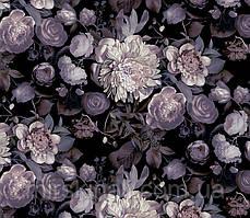 Квіти на чорному №2