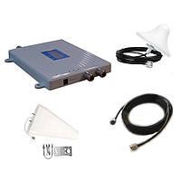 Репитер усилитель мобильной связи MHZ GSM 3G 4G 900 МГц - 2100 МГц, белый