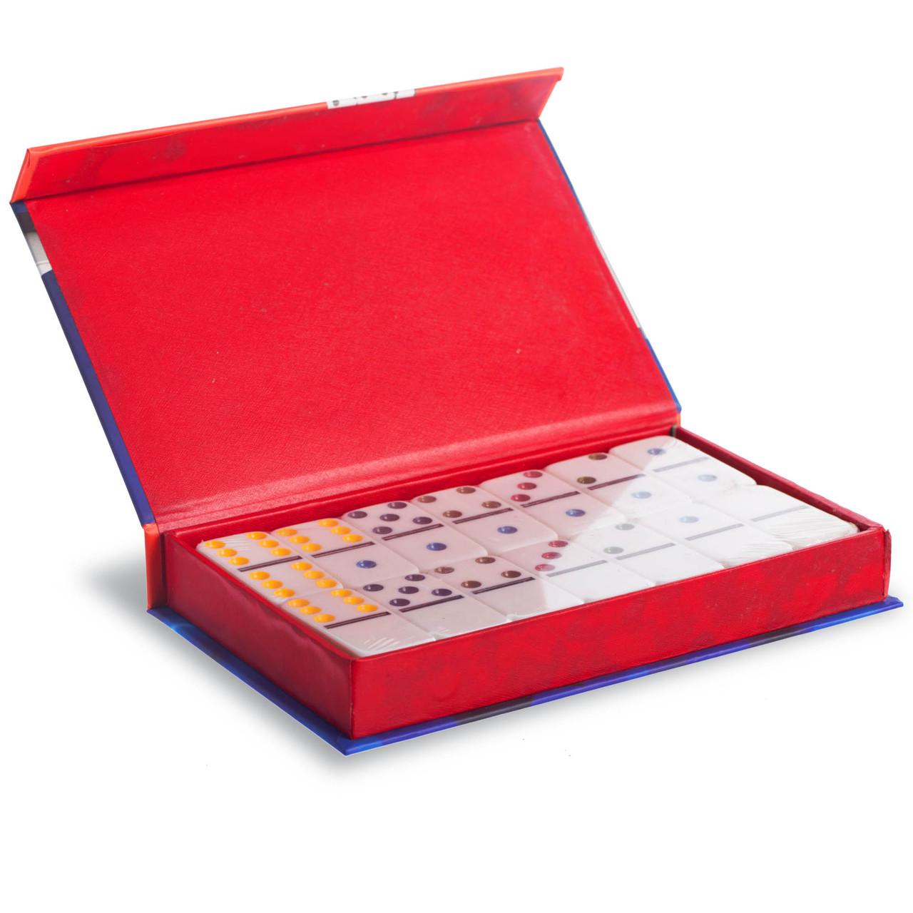 Домино в картонной коробке IG-5010GE