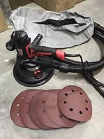 Шлифмашина для стен LEX LXDWS15 по гипсу/штукатурке 1500Вт POLAND
