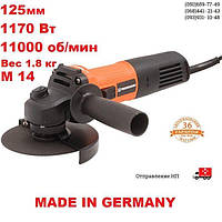 Болгарка Tekhmann TAG-12/1170 УШМ 1170Вт.Germany. Гарантия 3 года.