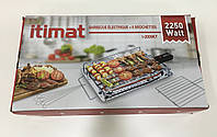 Гриль-барбекю электрический Itimat, с решеткой, фото 1
