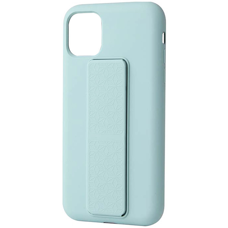 "Чехол Silicone Case Hand Holder для Apple iPhone 12 Pro Max (6.7"")"
