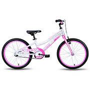 "Велосипед 16"" Apollo Neo girls розовый/белый 2019"