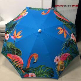 "Зонт пляжный ""Фламинго"" d2м наклон, фото 2"