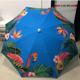 "Зонт пляжный ""Фламинго"" d2м наклон"