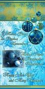 Упаковка новогодних поздравительных открыток №10,896 - 100шт/уп