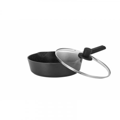 Сковорода глибока з кришкою Caesar 26см RG-1136-26 Ringel