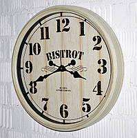 """Настенные часы """"Bistrot"""" (50 см.), фото 1"""
