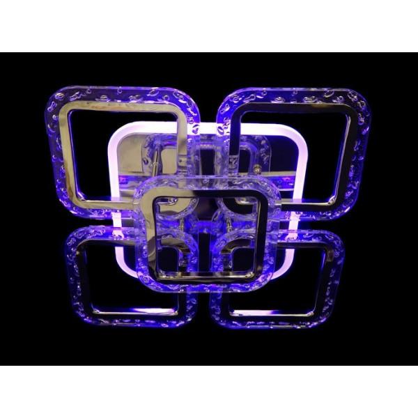 Cветодиодная люстра Linisoln 2517/4+1 CH