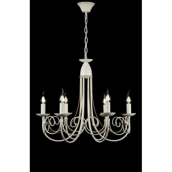 Люстра свечи в классическом стиле Splendid-Ray 30-3038-45
