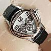 Стильные наручные часы Diamond Dior Silver/White 3103