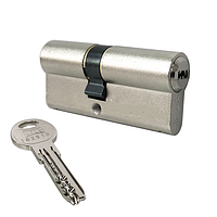 Циліндр замка KALE 164 SNC 35+10+45: 90 mm нікель 5 ключів