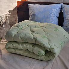 Одеяло микрофибра наполнитель Бамбук (цвета разные) - 195х210, фото 2