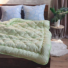 Одеяло микрофибра наполнитель Бамбук (цвета разные) - 195х210, фото 3