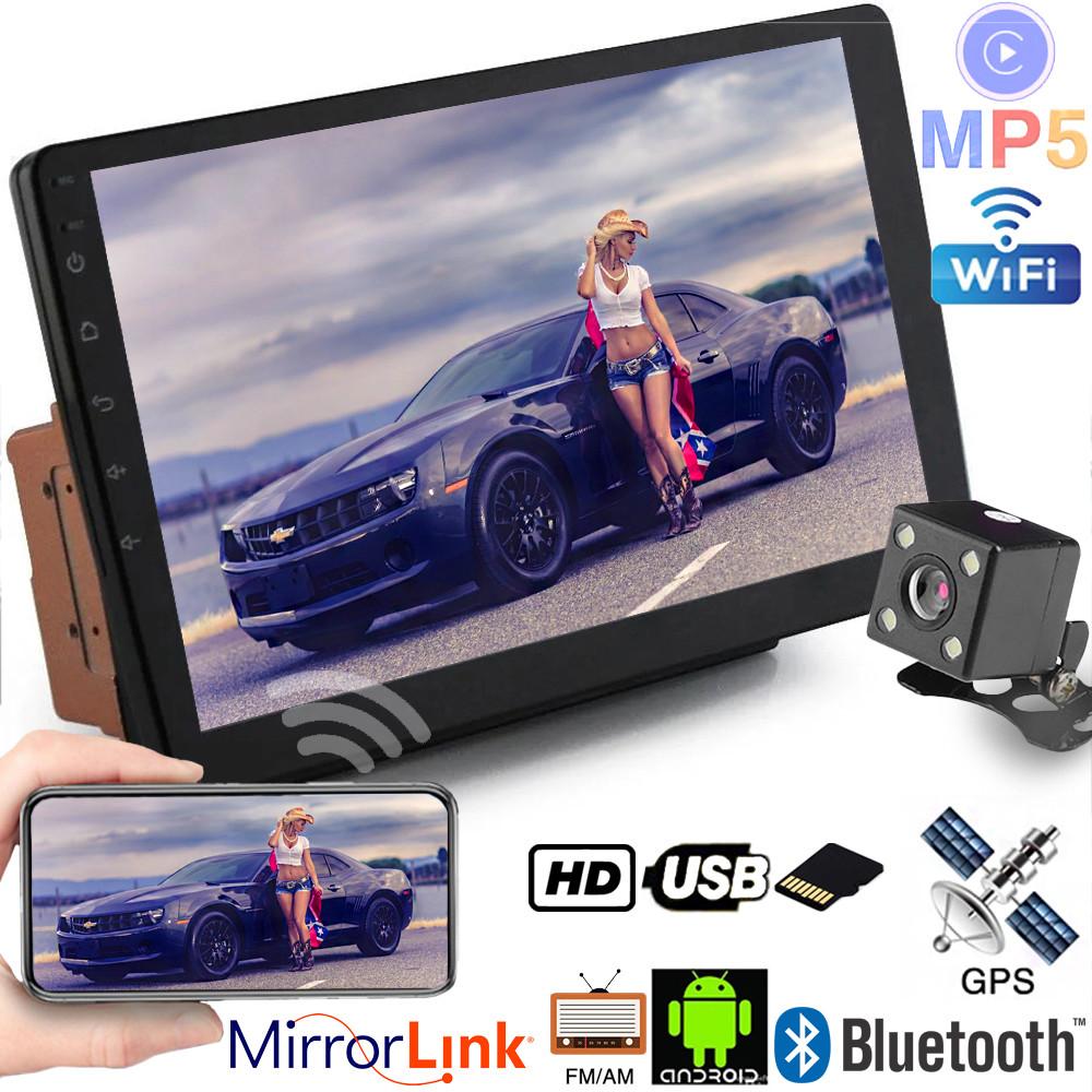 Автомагнитола MP5 CML Play 1088 BT 2Din 10.1 Android 9 GPS 4 ядра 1Gb RAM 16Gb ROM+Камера заднего вида