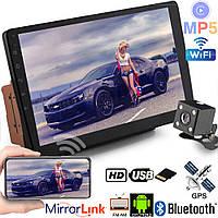 Автомагнитола MP5 CML Play 1088 BT 2Din 10.1 Android 9 GPS 4 ядра 1Gb RAM 16Gb ROM+Камера заднего вида, фото 1