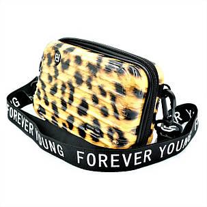 Сумка на плече Forever Young Леопардова (new-bag-00011 ), фото 2